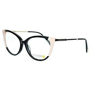 Óculos Armação Sabrina Sato SS583 C1 Preto Feminino