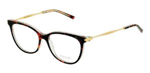 Óculos Armação Ana Hickmann Ah6255 E03 Preto Mescl Feminino