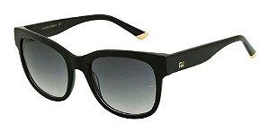 Óculos De Sol Ana Hickmann Ah9223 A01 Preto Degr Feminino