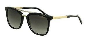 Óculos De Sol Ana Hickmann Ah9233 A01 Preto Feminino