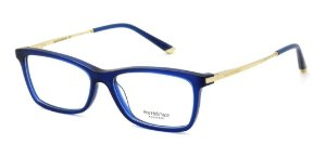 Óculos De Grau Ana Hickmann Ah6273 T02  Azul