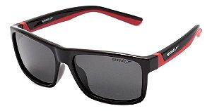 Óculos De Sol Speedo Fut A01 Infantil Preto Lente Polarizad