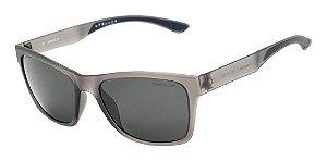 Óculos De Sol Speedo Tech H01 Cinza Lente Escura Polarizad