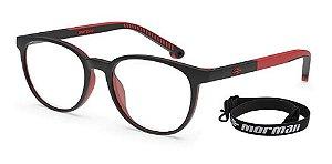 Óculos Armação Mormaii  M6090aa746 Bowl  Preto Infantil