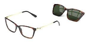 Óculos De Grau Mormaii Swap 3 M6081f4757 Marrom Mesclado