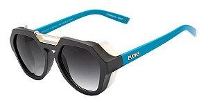 Óculos De Sol  Evoke Avalanche Gr07 Unissex Haste/ Azul