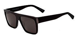 Óculos De Sol Evoke Reveal Preto Masculino Lente Marrom A01