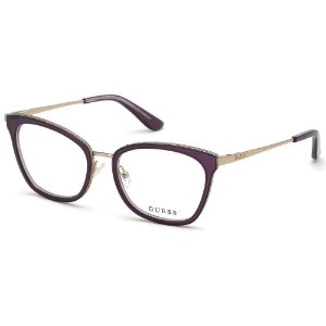 Óculos Armação Guess GU2706 083 Violeta Acetato Feminino