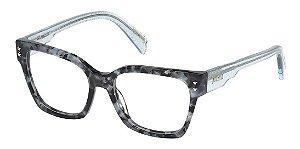 Óculos Armação Just Cavalli Cinza Mesclado Jc0800/v 055