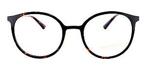 Óculos Armação Sabrina Sato Ss540 C2 Marrom Mesclado T51