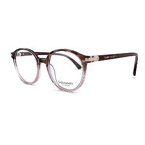 Óculos Armação Sabrina Sato SS533 C3 Marrom Degrade Feminino
