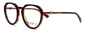 Óculos Armação Sabrina Sato Ss8003 C3 Acetato Bordo