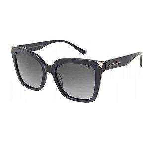 Óculos de Sol Sabrina Sato SS528 C1 Acetato Preto Feminino