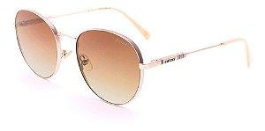 Óculos De Sol Colcci C0162 B70 34 Nude / Marrom Degradê