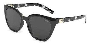 Óculos De Sol Colcci Jane Feminino Preto Brilho  C0156a6101