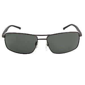 Óculos Solar T-Charge T3042A 02C Preto Metal Masculino