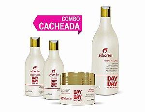 COMBO CACHEADA DAY BY DAY (GANHE 01 Máscara Wave 300g)