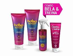 COMBO BELA & TREINA (GANHE 01 Shampoo Argan & Macadâmia 300ml)