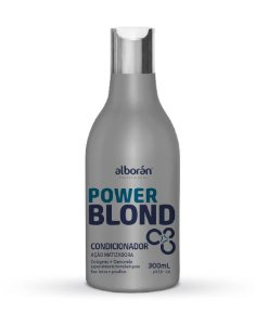 CONDICIONADOR MATIZADOR POWER BLOND 300ML