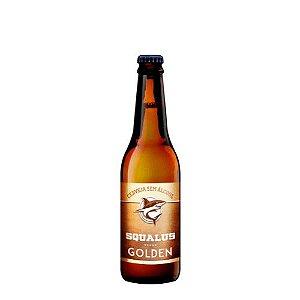 Lançamento - Cerveja Squalus Sem Álcool Golden
