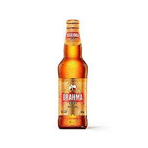 Cerveja Sem Álcool Brahma - Long Neck 355 ml - Brasil