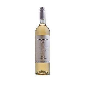 Suco de Uva Branco Premium Integral Moscato - Casa Madeira - Garrafa 750 mL - Brasil