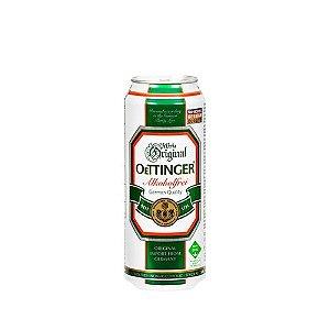 Cerveja Sem Álcool Oettinger - Lata 500 ml - Alemanha