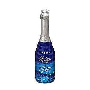 Espumante Garibaldi Branco Sem Álcool - Garrafa 660 ml - Brasil