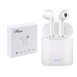 Fone de Ouvido AirPods Bluetooth i7 Tws 5.0 Touch