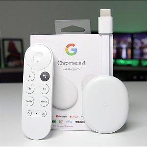 Google Chromecast 4