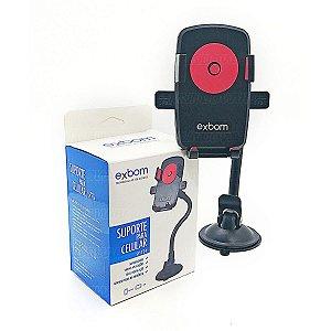 Suporte Veicular para Celular GPS Exbom SP-T24
