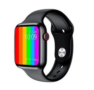 Relógio Inteligente Smartwatch W26+ Iwo 12 Lite