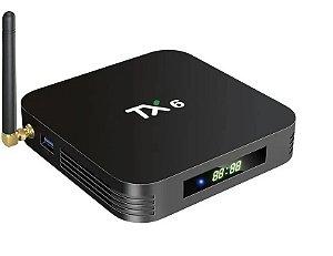 CONVERSOR SMART TV BOX TX6 2GB RAM 16GB ROM