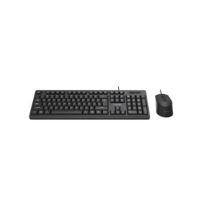 Kit Teclado E Mouse Philips Cabo Usb Silencioso Pc Notebook