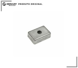 ANODO DA RABETA MERCURY 5HP
