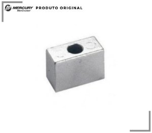 ANODO DO CAVALETE MERCURY 15 / 40HP