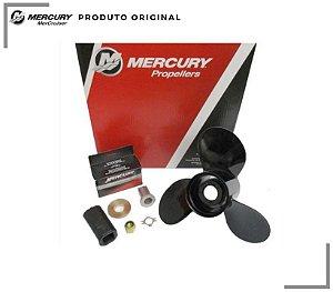 HÉLICE MERCURY ALUMÍNIO BLACK MAX P13 DIR - 25 A 60HP
