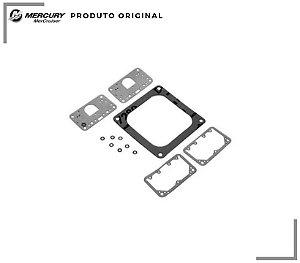 REPARO DO CARBURADOR MERCRUISER V8 (ANTIGO)