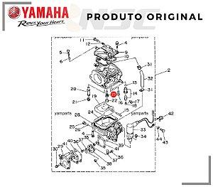 GICLÊ DO CARBURADOR YAMAHA 60HP 2T