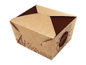 PD80 - 100 unid - Embalagem para frango assado de 2 litros ou 1,5 kg