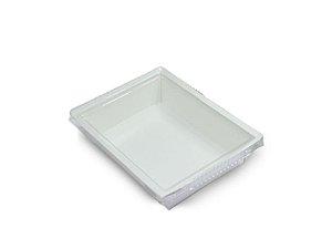 BD3- 200 unid - Bandeja para alimentos com tampa em pet 500 ml