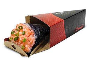 CH15- 100 unid - Embalagem para delivery de temaki