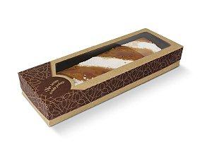PD74K - 100 unid - Embalagem para catarinas, doces e salgadas e bolos em tiras + Base baixa