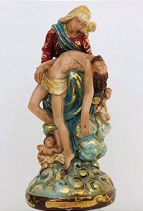 Nossa Senhora de La Pietá - 40cm