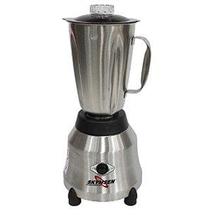 Liquidificador Skymsen 1,5 L Alta Rotação Copo Inox 220V LI-1,5-N