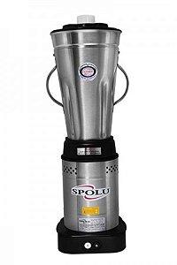 Liquidificador Spolu 6 L Bivolt Baixa Rotação Copo Inox SPL-050