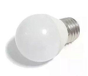 Lampada LED Bolinha Festas Natal 5W 3000K Bivolt