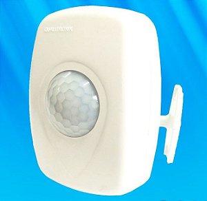 Sensor de Presença Microcontrolado 360 graus Fotocélula