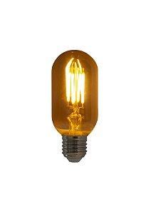 Lampada de Filamento LED T45 Squirrel Cage 2,5W Bivolt LC35-2W-E27
