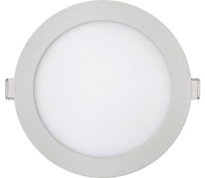 Luminária LED EMB RED SLIM 18W 22,5CM 6K  REF:10398
